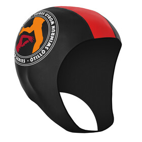 Head ÖTILLÖ Swimrun Neo Cap 3 Red/Orange